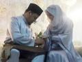 Aliff Omar, anak Allahyarham Datuk Sharifah Aini nikah hari ini