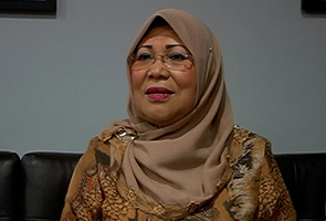 Domestic violence victims in Malaysia speak out to raise awareness