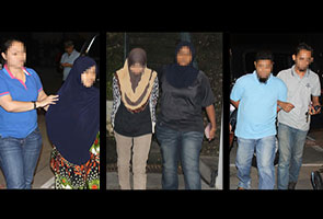 Police detain three suspected terrorists in the Klang Valley