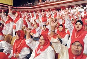 Wanita UMNO sambut baik pendirian bantah mansuh Akta Hasutan