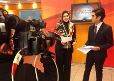 Bila Datuk Siti Nurhaliza membaca berita
