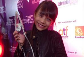 Puteri Balqis menang Pelakon Wanita Terbaik Asia