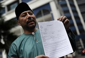 Pemimpin UMNO Pulau Pinang buat laporan polis terhadap 1MDB