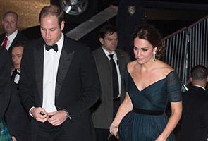 Isteri Putera William, Kate selamat melahirkan bayi dan Puteri Cambrige yang baharu ini akan menjadi pewaris keempat takhta diraja Britain. -Gambar fail   Astro Awani