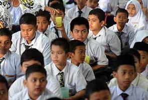 44,000 kanak-kanak Malaysia tidak bersekolah - Pegawai PBB