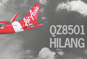 QZ8501: Pencarian bersambung 7 pagi ini