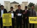 Mahasiswa hantar petisyen mohon pengampunan Diraja untuk Anwar