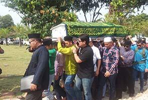 Jenazah Harun Salim Bachik selamat disemadikan