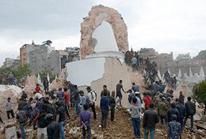 Earthquake of 4.7 magnitude shakes western Nepal