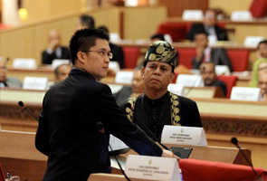 DAP assemblyman ordered out of Perak assembly