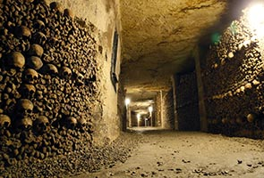Israel is running out of cemetery space, so its digging vast catacombs