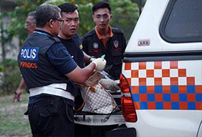Woman's remains found under Cyberjaya bridge