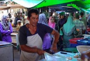 PRK P.Pauh: Cari wakil rakyat pandai buat 'roti canai terbang'