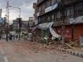 Nepal quake survivors hope to rebuild lives one month on