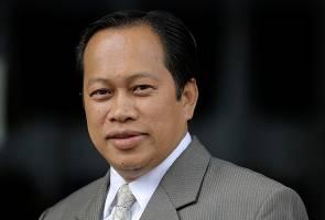 Ahmad Maslan nafi terima wang 1MDB, mahu bincang dengan peguam