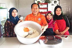 """""""Cara memasak tanpa GST!"""" - Ahmad Maslan"""