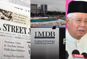 1MDB, WSJ and Najib: What we know so far