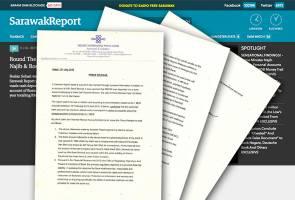 Sarawak Report irresponsible, malicious - Rosmah's lawyers
