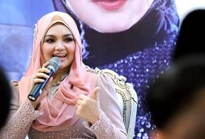 Mesej Mikraj Cinta jadi tumpuan album Unplugged Datuk Siti Nurhaliza