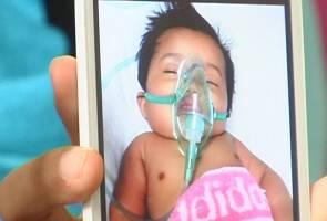 Polis tunggu laporan perubatan kecederaan bayi sawan
