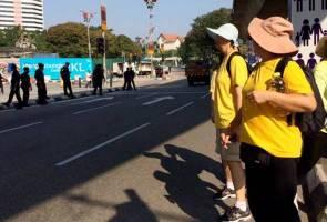 Bersih 4 rally continues