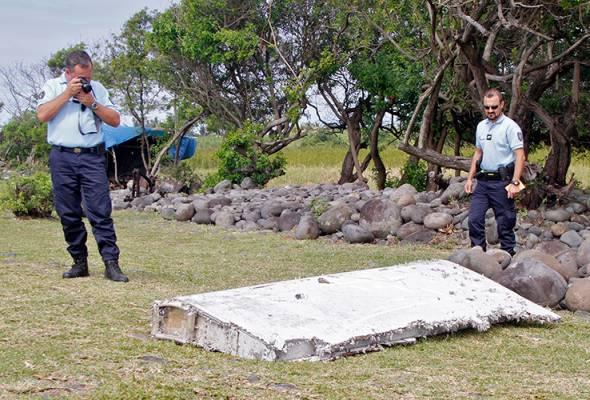 Mungkinkah ia pesawat MH370?