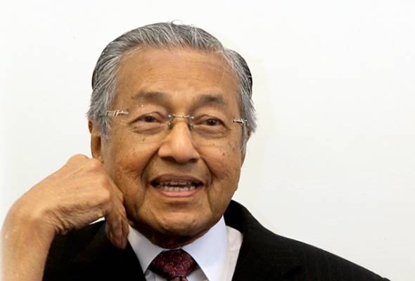 If you want to detect corruption at the highest level, look at his lifestyle, Dr Mahathir said. | Astro Awani