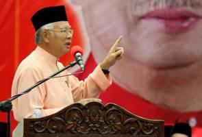 "Malays will become ""bangsat"" if UMNO loses power - Najib"