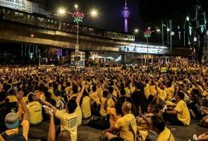 Apa yang boleh kita jangkakan pada hari kedua Bersih 4?
