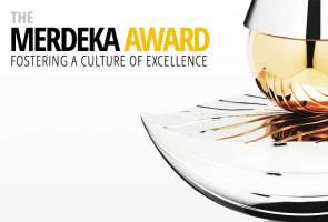 Hazreel breaks female grip on Merdeka Awards
