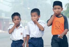 Jerebu: Sekolah di KL, Selangor, Putrajaya, N.Sembilan, Melaka diarah tutup Selasa