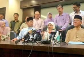 Mat Taib, Kamaruddin Jaafar join PKR