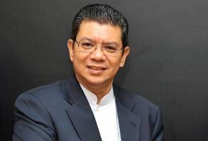 Saifuddin Abdullah now Pakatan Harapan's chief secretary