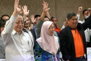 New Pakatan Harapan coalition formed