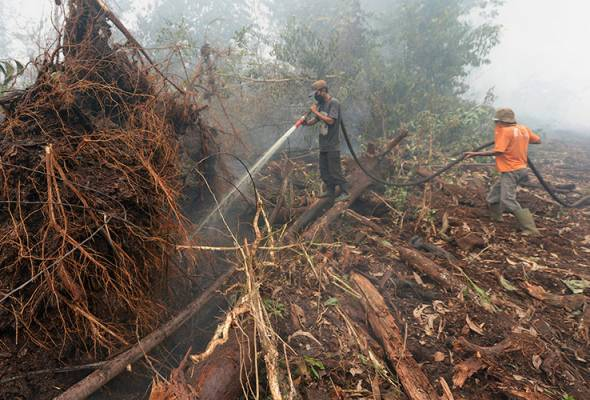 Thai offers to help Indonesia on haze issue