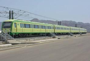 Makkah Metro rail service to begin operations for haj season
