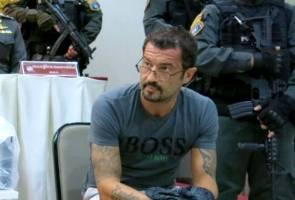 Xavier Justo mendakwa dirinya diperdaya