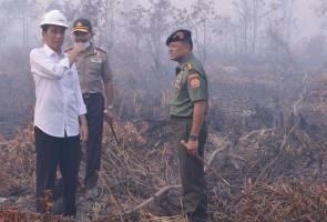 Presiden Indonesia seru bersedia hadapi musim kemarau, risiko kebakaran hutan