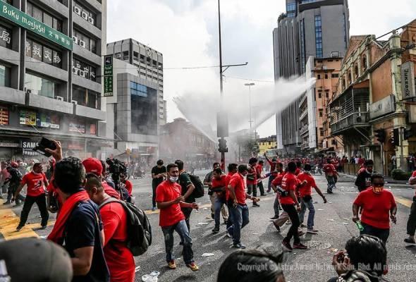 Otai Reformis nafi jadi punca kekecohan pada Himpunan Rakyat Bersatu