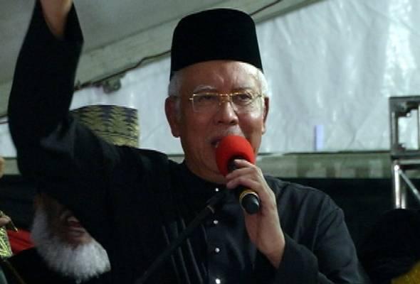 Himpunan Rakyat Bersatu manifestasi kebangkitan orang Melayu - Najib