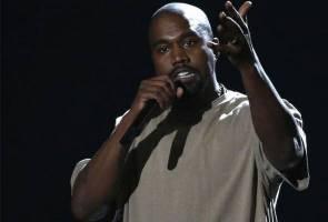 Penyanyi rap Kanye West rebut jawatan Presiden Amerika?