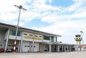 Dua penerbangan di LTSAS dibatalkan akibat jerebu