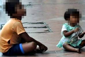 Polis Kelantan nafi kanak-kanak Malaysia minta sedekah di Thailand