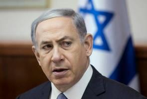 Menangguk di air yang keruh, PM Israel angkat penunjuk perasaan Iran sebagai 'hero'