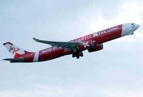 AirAsia akan gantung penerbangan ke dan dari Auckland