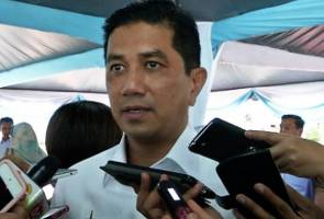 Toll: Stop acting like a hero, Noh tells Azmin