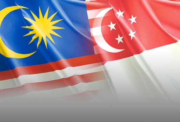 Persetujuan itu dicapai oleh perdana menteri masing-masing, Lee Hsien Loong dan Tan Sri Muhyiddin Yassin. - Gambar fail | Astro Awani