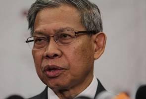 Pemecatan Rafidah dan Daim adalah  wajar - Mustapa