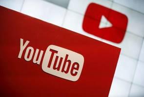 YouTube kembali 'pulih' selepas tergendala beberapa jam