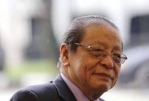 Geramm kesal sikap Lim Kit Siang terhadap wartawan TV3